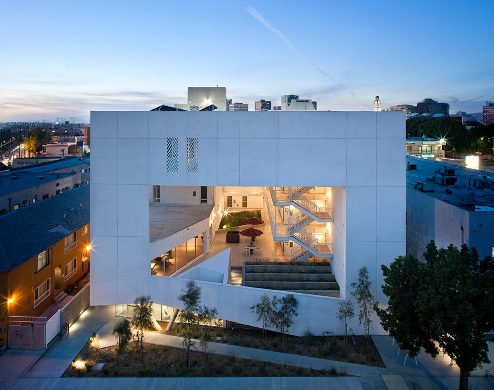 Affordable Housing: The Six, Los Angeles. Brooks + Scarpa Architects. Photo: TaraWucjik