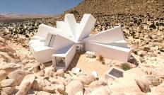 Vacation Home, Joshua Tree. Design: Whitaker Studio.