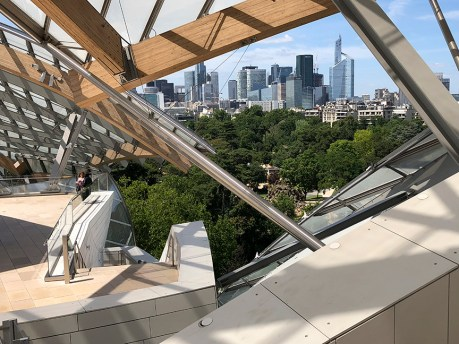 Louis Vuitton Foundation, Paris. Photo: © Rick Meghiddo, 2018. All Rights Reserved.