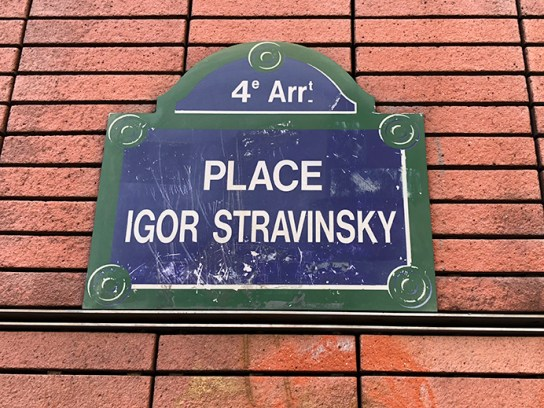 Honoring the Russian-born composer, pianist, and conductor.