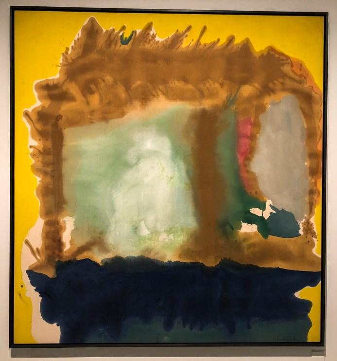 Helen Frankenthaler (1963)
