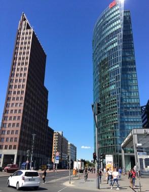 Potsdamer Platz - Architect: Renzo Piano -Photo © R&R Meghiddo, 2018. All Rights Reserved.