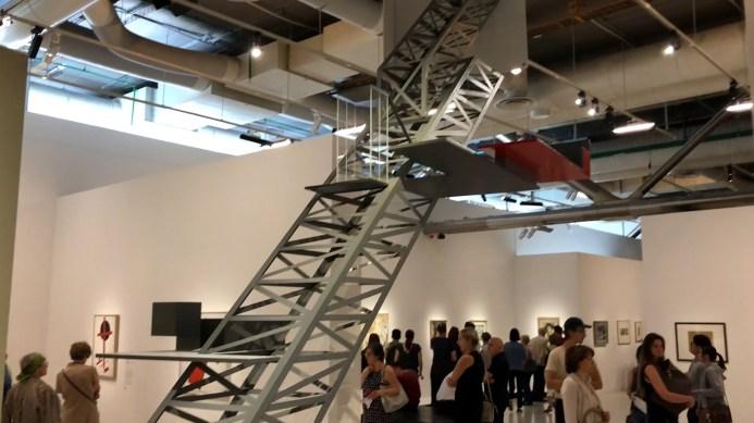 Pompidou Center, 2018