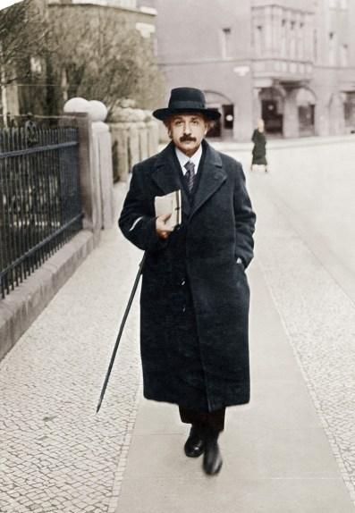 Albert Einstein in Berlin