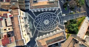 Michelangelo's Campidoglio