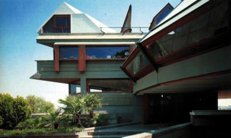 Pellegrin's House, 1964
