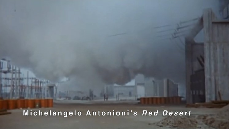 Antonioni's Red Desert