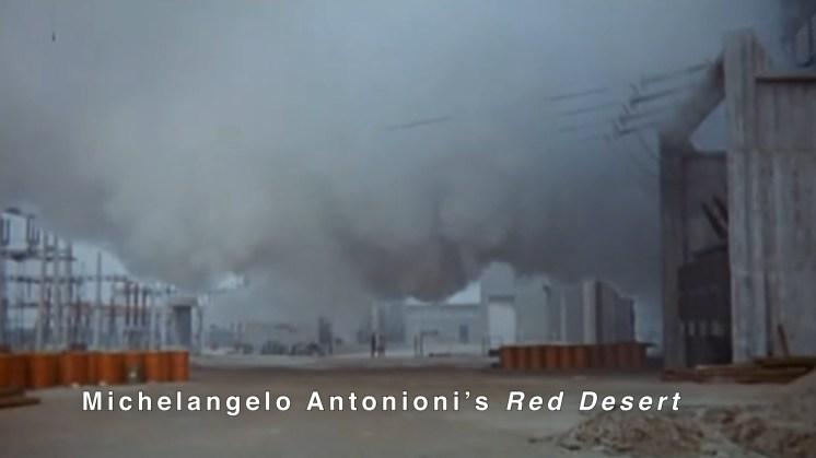 Antonioni's Red Desert