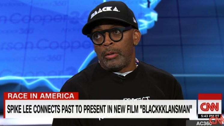Spike Lee, Filmmaker.