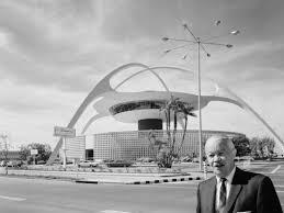 Los Angeles International Airport, 1961. Architect: Paul R. Williams.
