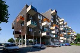 Dwelling for Seniors,msterdam, 2016. MVRDV Architects.