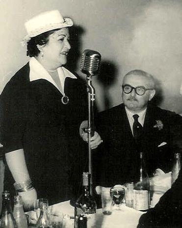 Fanny Frenkel de Maghidovich
