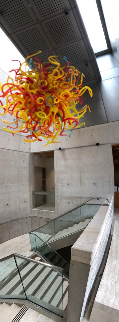 Salk Institute, Chiuli Sculpture