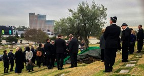 Ray Kappe's Funeral
