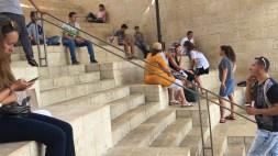 Mamilla Mall, Jerusalem. Architect: Moshe Safdie