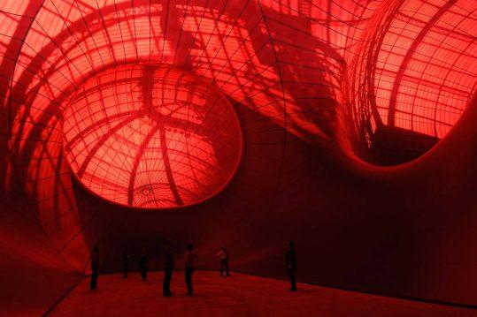 """Leviathan,"" Grand Palais, Paris"