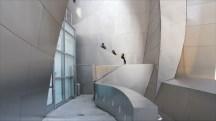 Disney Hall, Los Angeles. Architect: Frank Gehry