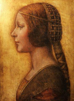 La Bella Principesa - c. 1496