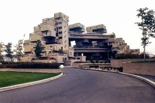 Habitat 67. Architect: Moshe Safdie. Photo: R&R Meghiddo