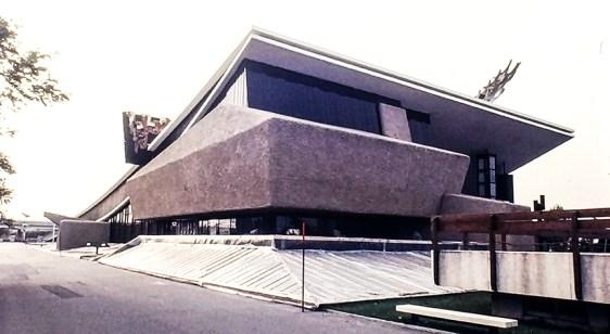 Italian Pavilion. Photo: R&R Meghiddo.