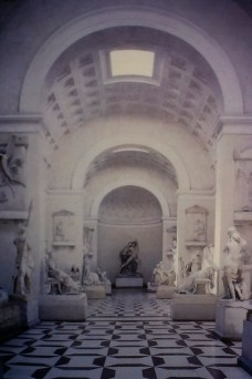Treviso - Canova Museum - © R&R Meghiddo, 1996. All Rights Reserved.