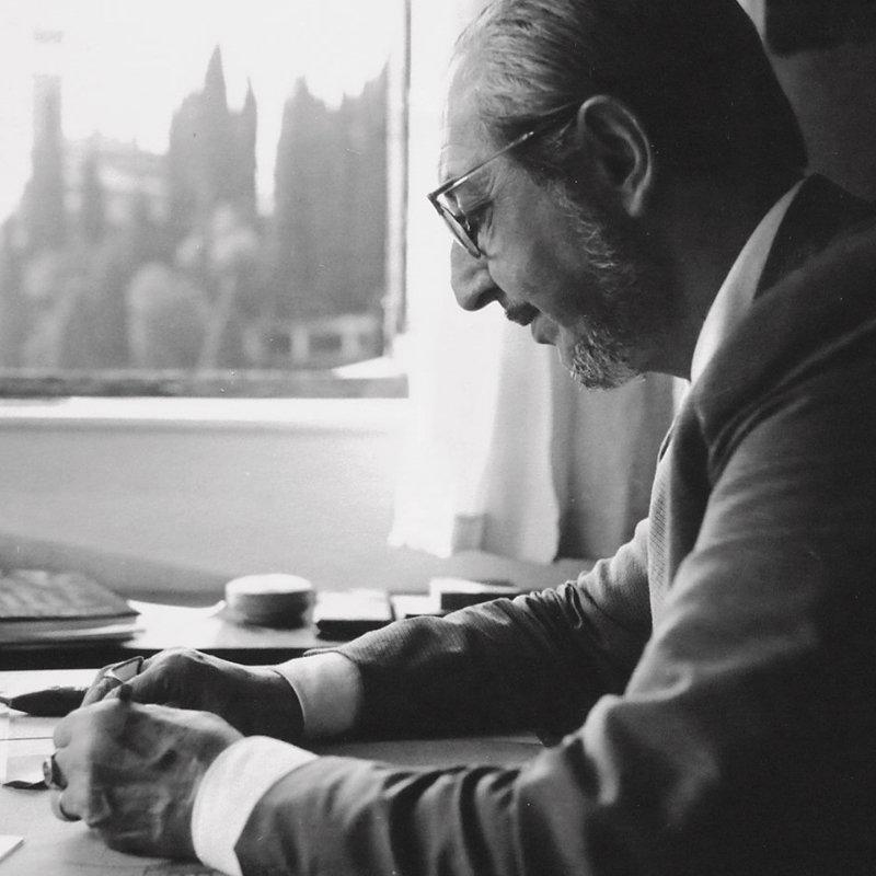 Carlo Scarpa -© Archivio Scarpa