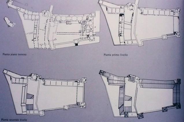 Castelvecchio Museum, Plans