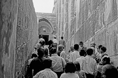 Hebron - Cave of the Patriarchs - © R&R Meghiddo 1967 – All Rights Reserved