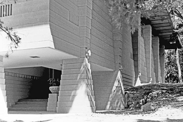 Kfar Shmaryahu Synagogue. Architect: Morris Segal - © R&R Meghiddo 1969 – All Rights Reserved
