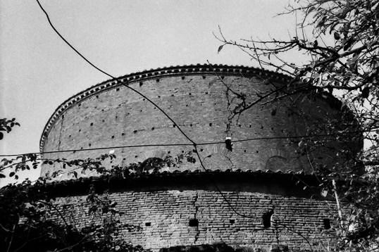 Roma - Santo Stefano Rotondo, AD 483 - © R&R Meghiddo 1967 – All Rights Reserved