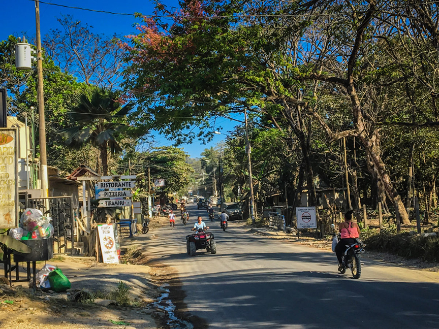 Malpaís - Santa Teresa