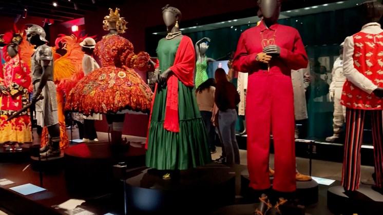 Costumes exhibition