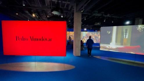 Almodovar movies exhibition