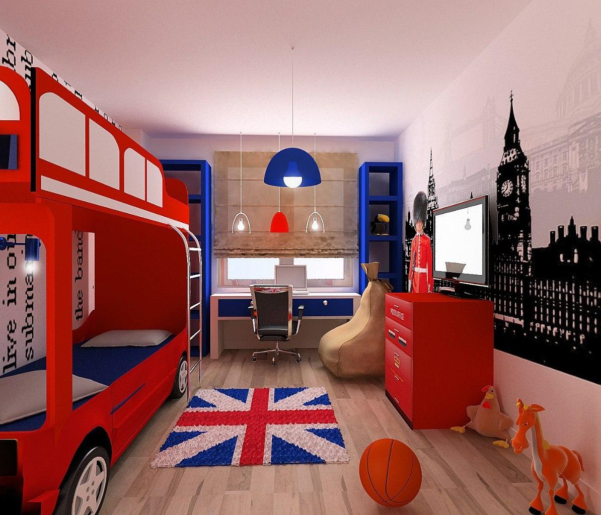 ideas de cuartos para niños