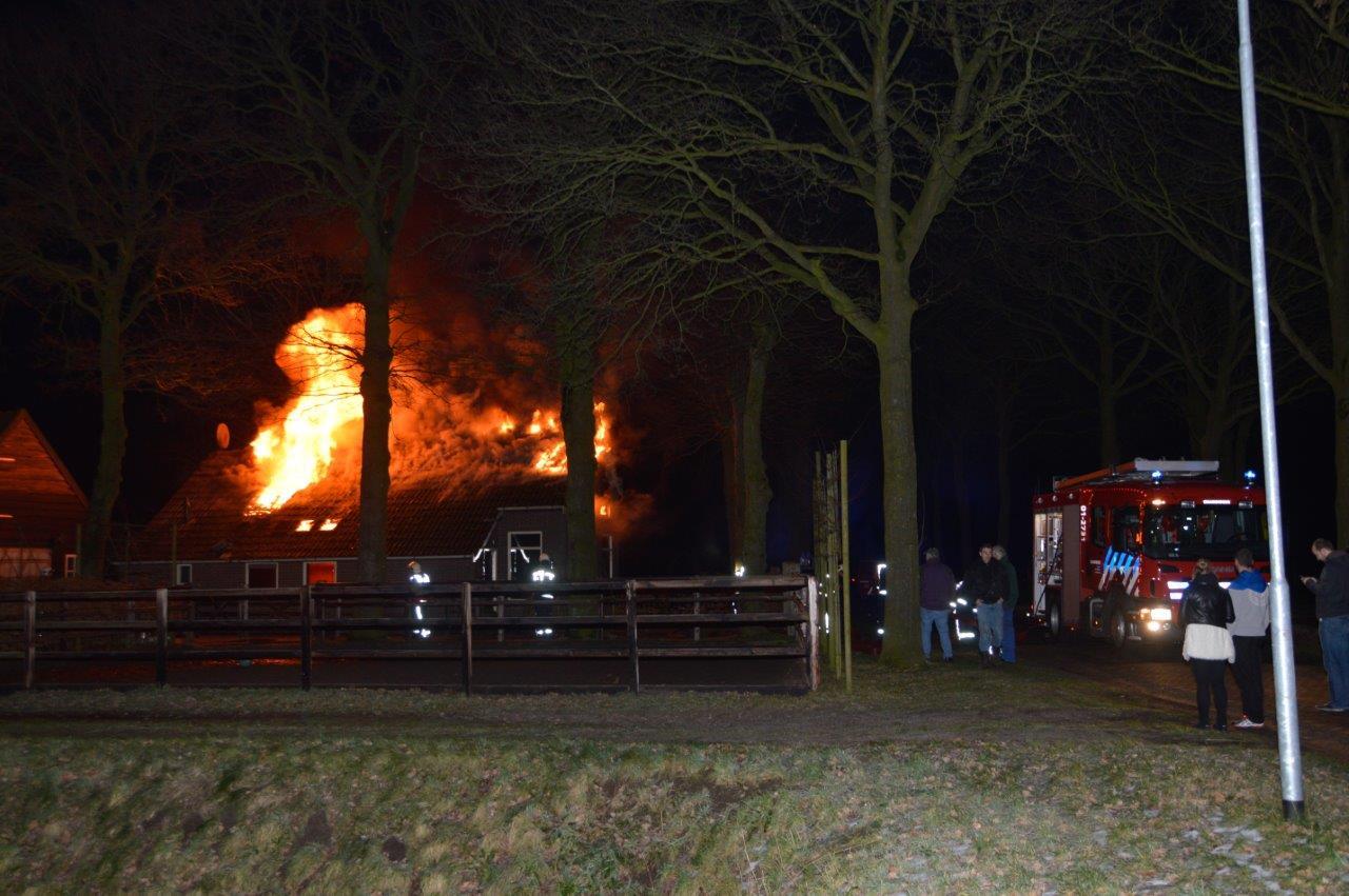 2015-02-03 2e keer Woningbrand Harpel