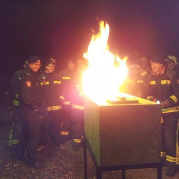 2015-02-23 Oefening Dollhouse, brandgedrag