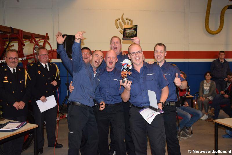 20-05-2017 HD brandweerwedstrijd 1e ronde gewestelijk Kollum, 3e plaats!