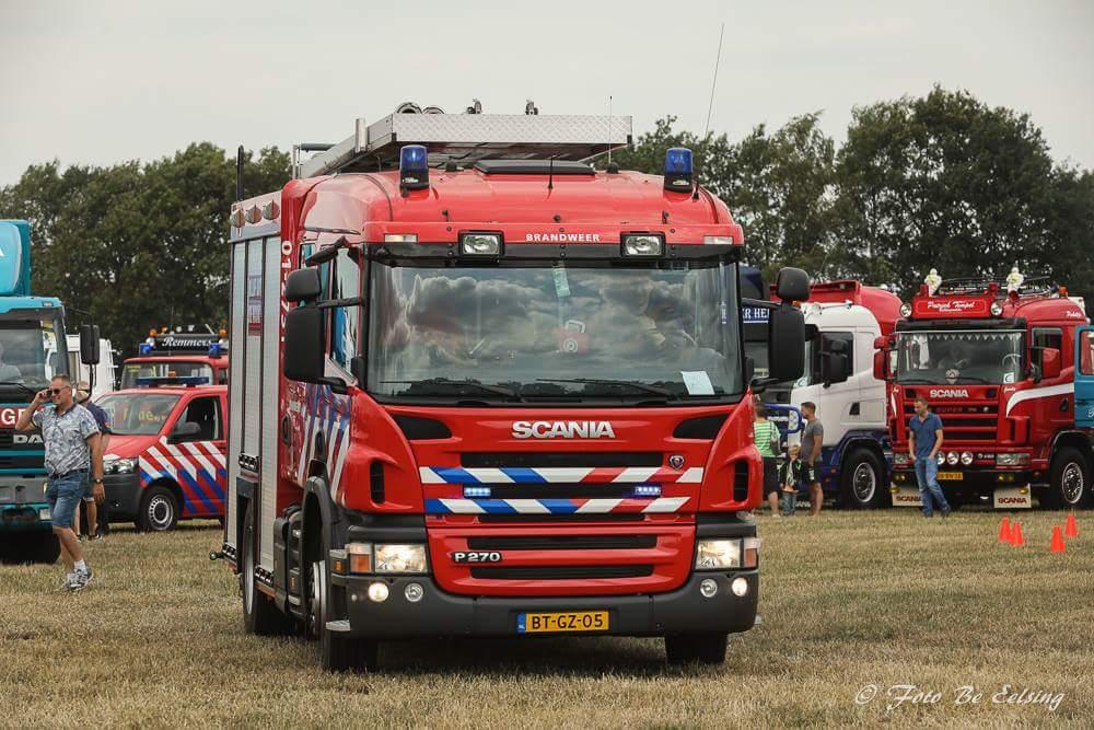 18-08-2018 Truckrun Week der Besten Vlagtwedde