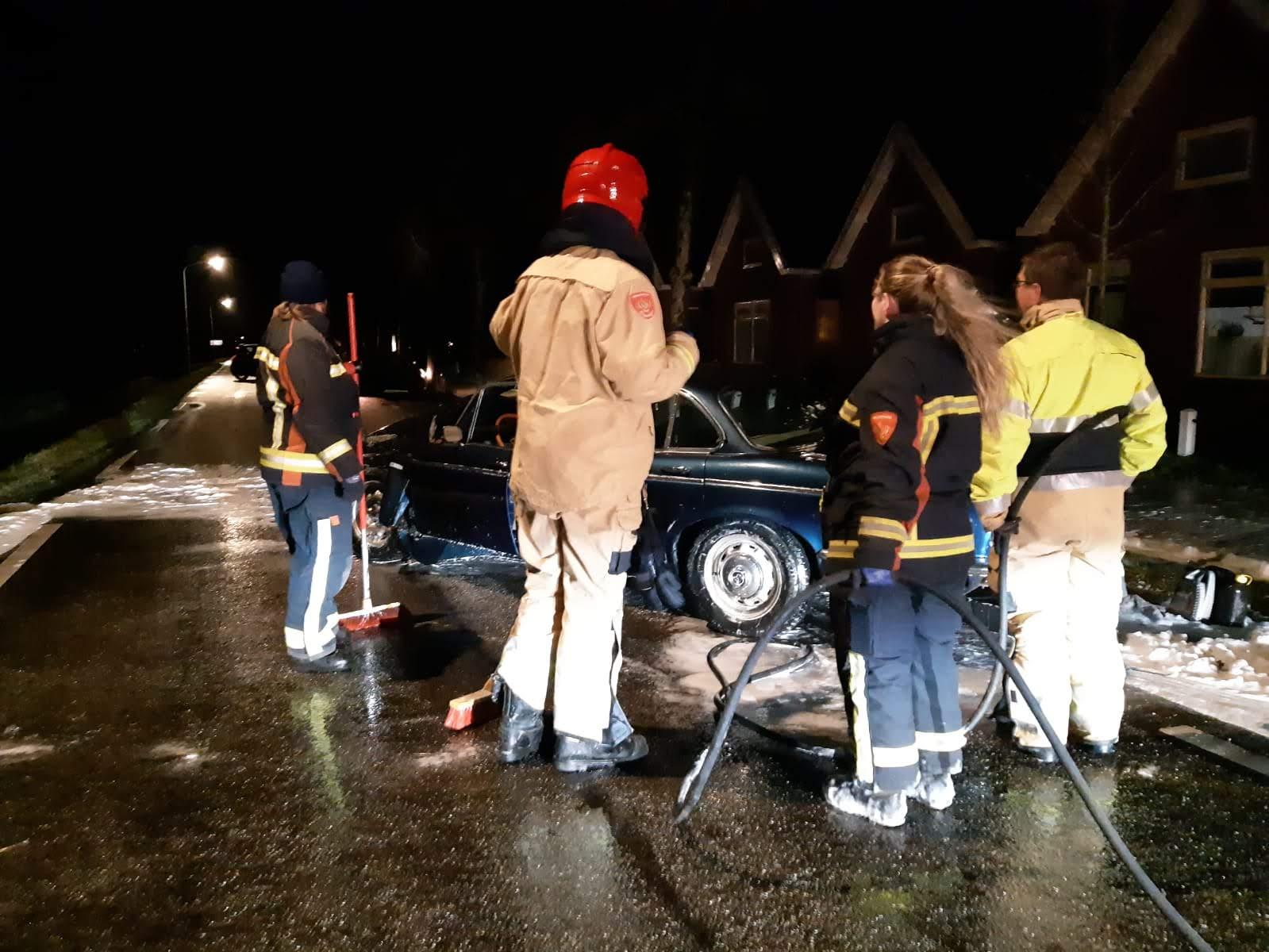 08-01-2019 Ongeval Vlagtwedde