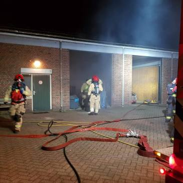 04-03-2019 oefening BRAND & IBGS