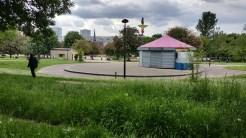 Nanterre, le parc André Malraux