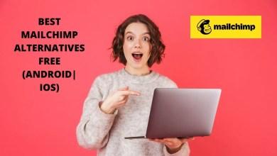Best Mailchimp Alternatives Free