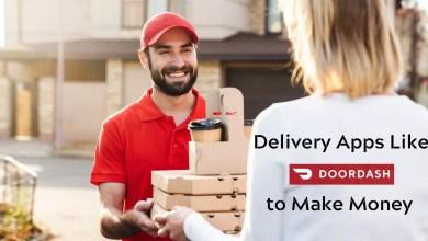 Best Delivery Apps Like Doordash to Make Money