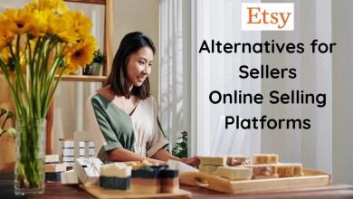 Best Etsy Alternatives for Sellers Online Selling Platforms