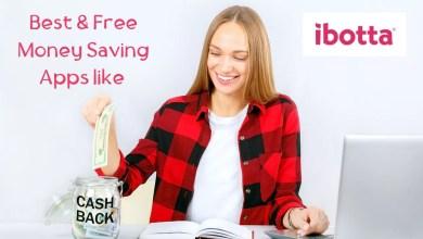Best & Free Money Saving Apps like Ibotta