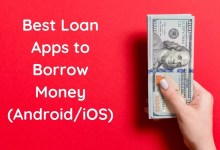 Best Loan Apps to Borrow Money Android/iOS