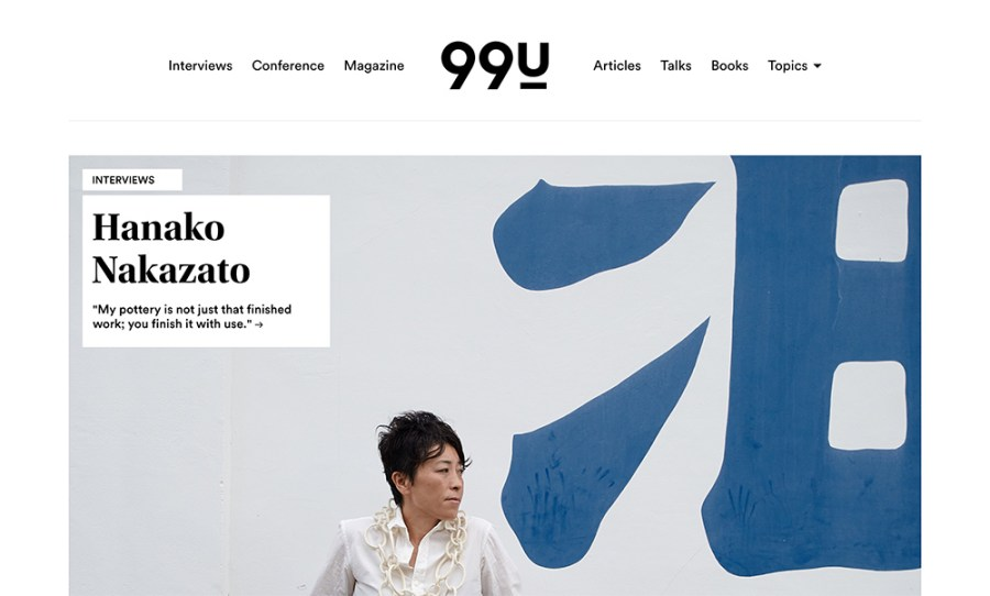 99U - Awesome Websites powered by WordPress