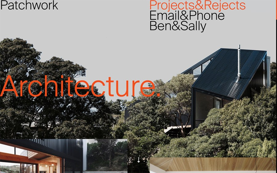 Patchwork Architecture - Awesome Websites powered by WordPress