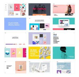Ukiyo Best WordPress Portfolio Themes