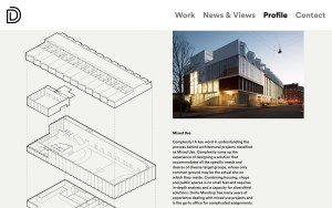 Dorte Mandrup - Best Architecture Websites 2018